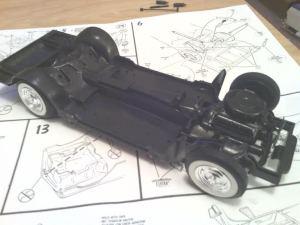 5 engine and bottom