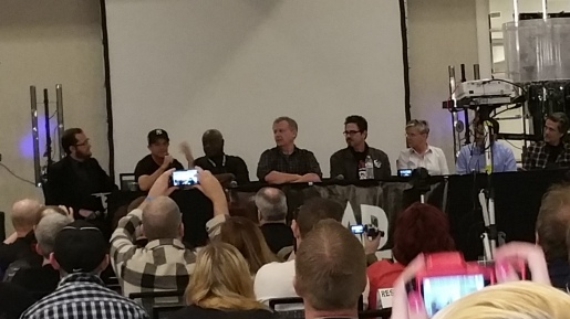 Fright Night panel