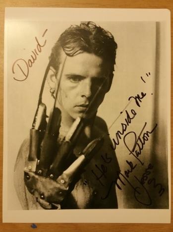 Patton autograph